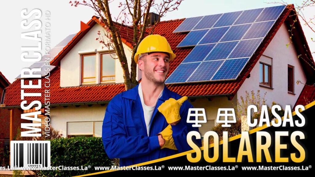 Curso paneles solares casas solares