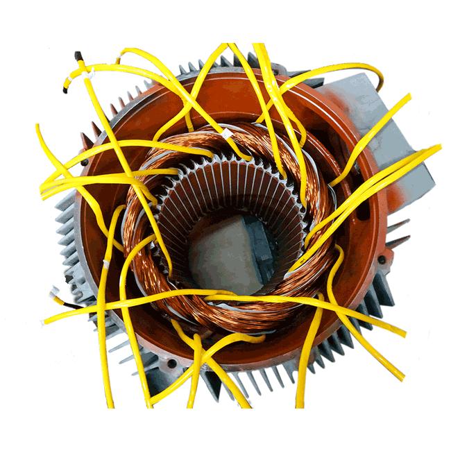 Bobinado de motores