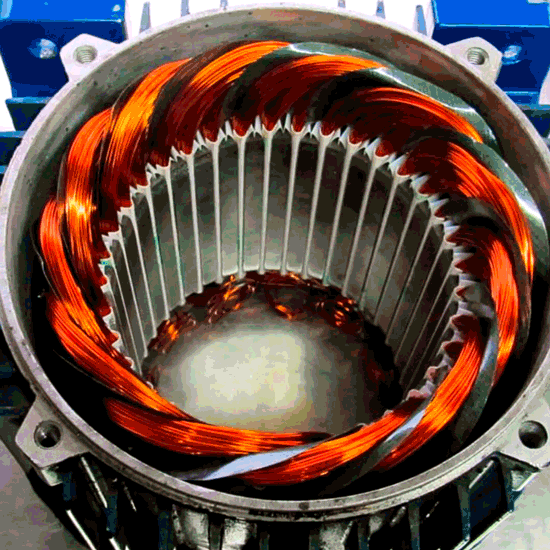 Servicios Rebobinado-motor Omega Electric